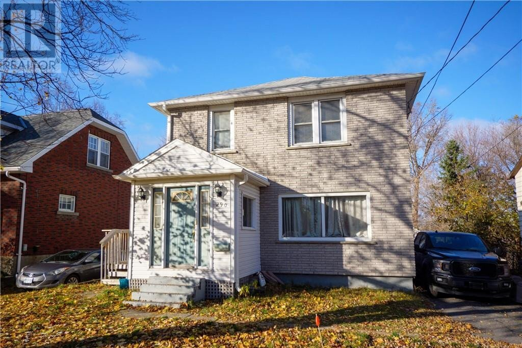 Townhouse for sale at 290 Ash St Sudbury Ontario - MLS: 2090324