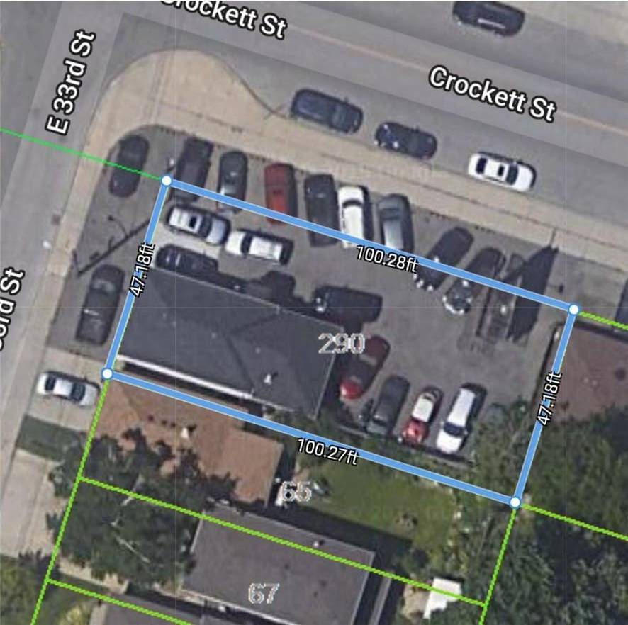 Commercial property for sale at 290 Crockett St Hamilton Ontario - MLS: H4074546