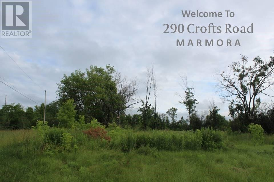 Residential property for sale at 290 Crofts Rd Marmora And Lake Ontario - MLS: 246517
