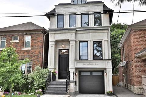 House for sale at 290 Deloraine Ave Toronto Ontario - MLS: C4504805