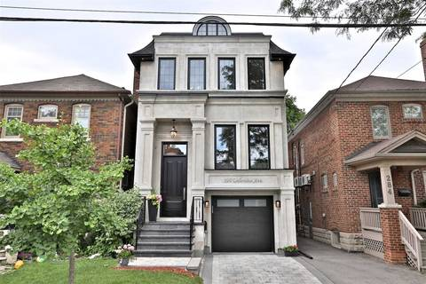House for sale at 290 Deloraine Ave Toronto Ontario - MLS: C4537855