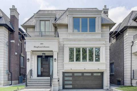 House for sale at 290 Dunforest Ave Toronto Ontario - MLS: C4522372