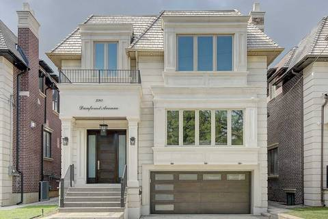 House for sale at 290 Dunforest Ave Toronto Ontario - MLS: C4602227