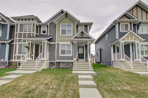 Townhouse for sale at 290 Fireside Dr Cochrane Alberta - MLS: C4244432
