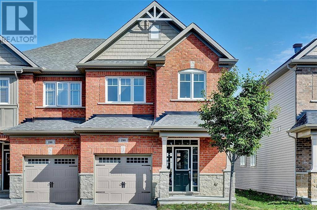 Townhouse for sale at 290 Losino Cres Ottawa Ontario - MLS: 1172060