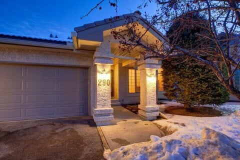 Townhouse for sale at 290 Palisbriar Pk SW Calgary Alberta - MLS: A1060070