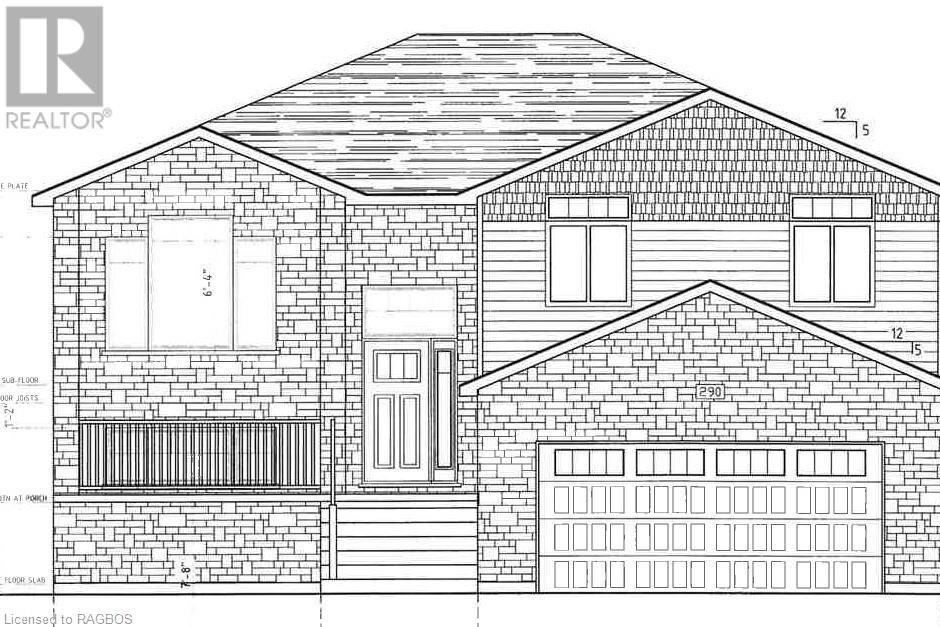 House for sale at 290 Saratoga Rd Kincardine Ontario - MLS: 40025248