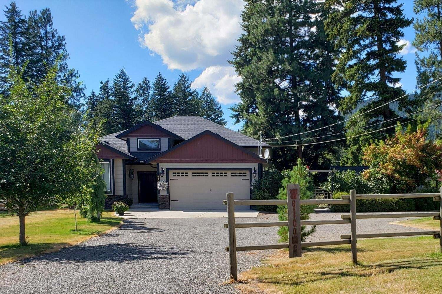House for sale at 2900 Chase Falkland Rd Falkland British Columbia - MLS: 10214200