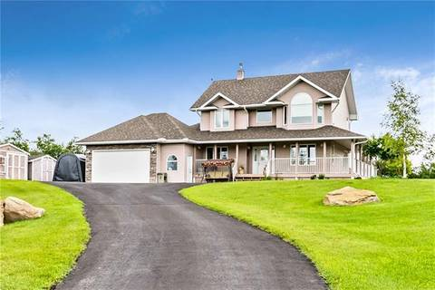 House for sale at 290058 34 St West Rural Foothills County Alberta - MLS: C4264039