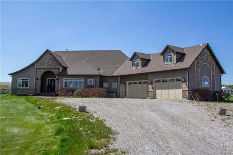 House for sale at 290063 34 St W Rural Foothills County Alberta - MLS: C4244733