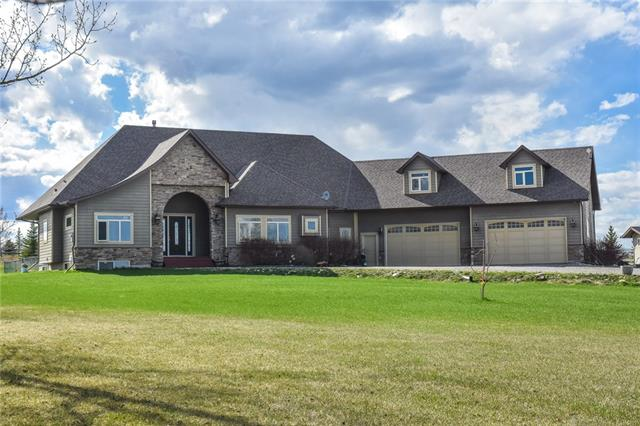 For Sale: 290063 34 Street West, Rural Foothills Md, AB | 5 Bed, 4 Bath House for $1,050,000. See 51 photos!