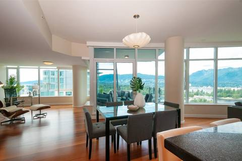 Condo for sale at 1281 Cordova St W Unit 2901 Vancouver British Columbia - MLS: R2389062