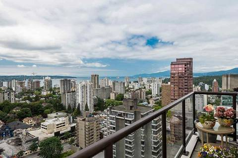 Condo for sale at 1367 Alberni St Unit 2901 Vancouver British Columbia - MLS: R2377200