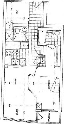 Apartment for rent at 18 Yonge St Unit 2901 Toronto Ontario - MLS: C4696221
