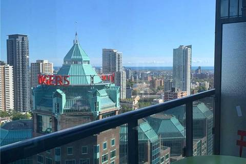 Apartment for rent at 28 Ted Rogers Wy Unit 2901 Toronto Ontario - MLS: C4604707