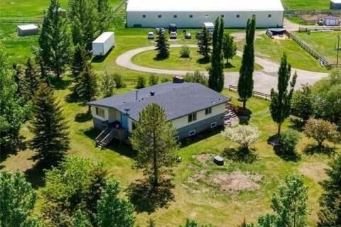 House for sale at 290110 272 St E Rural Foothills County Alberta - MLS: C4301922