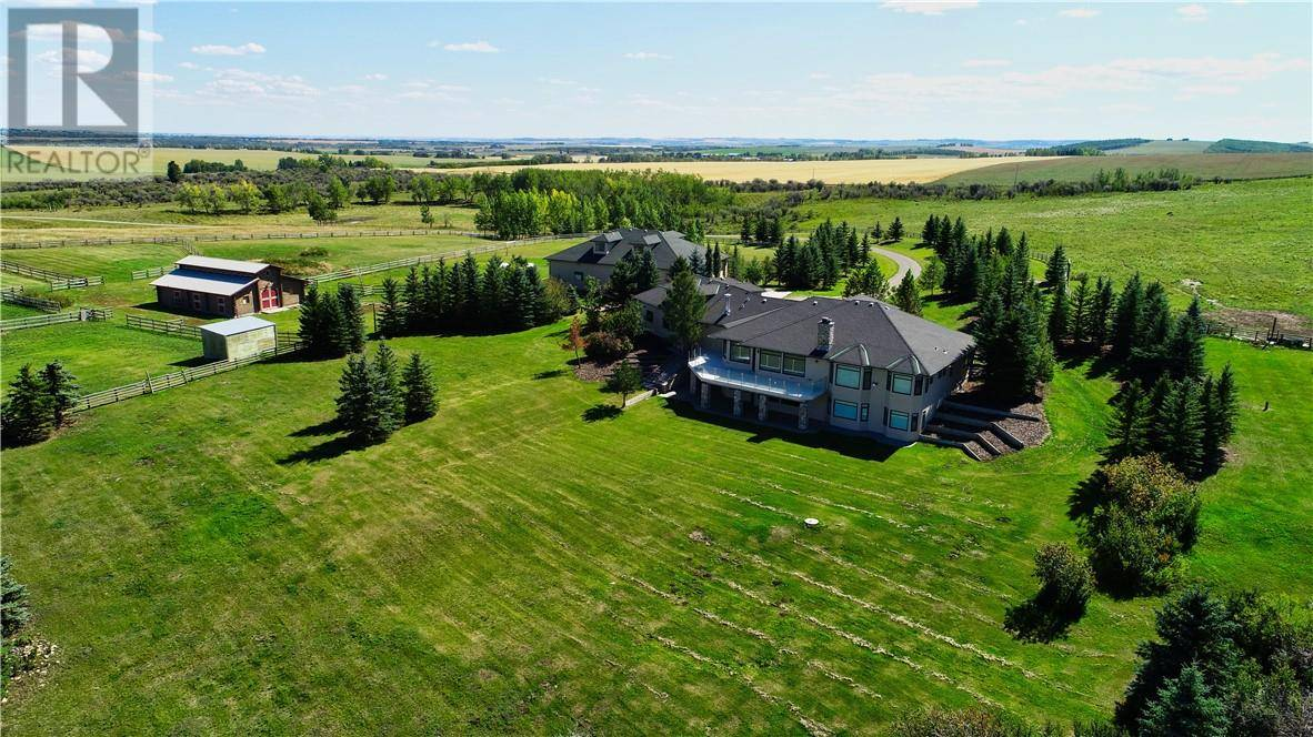 House for sale at 290129 48 St W Rural Foothills Md Alberta - MLS: ca0177859