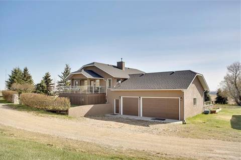 House for sale at 290153 96 St East Rural Foothills County Alberta - MLS: C4223460