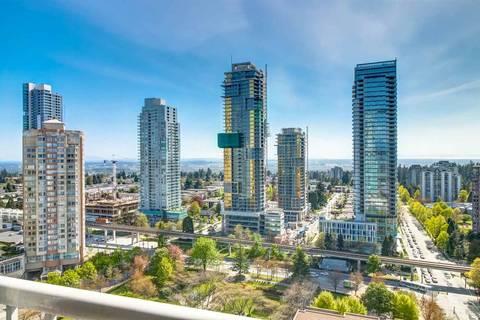 Condo for sale at 6088 Willingdon Ave Unit 2902 Burnaby British Columbia - MLS: R2367247