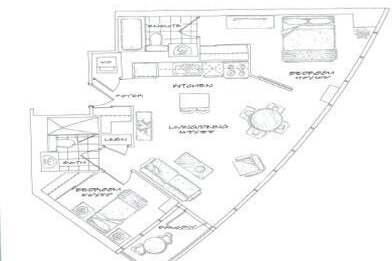 Apartment for rent at 600 Fleet St Unit 2903 Toronto Ontario - MLS: C4929704