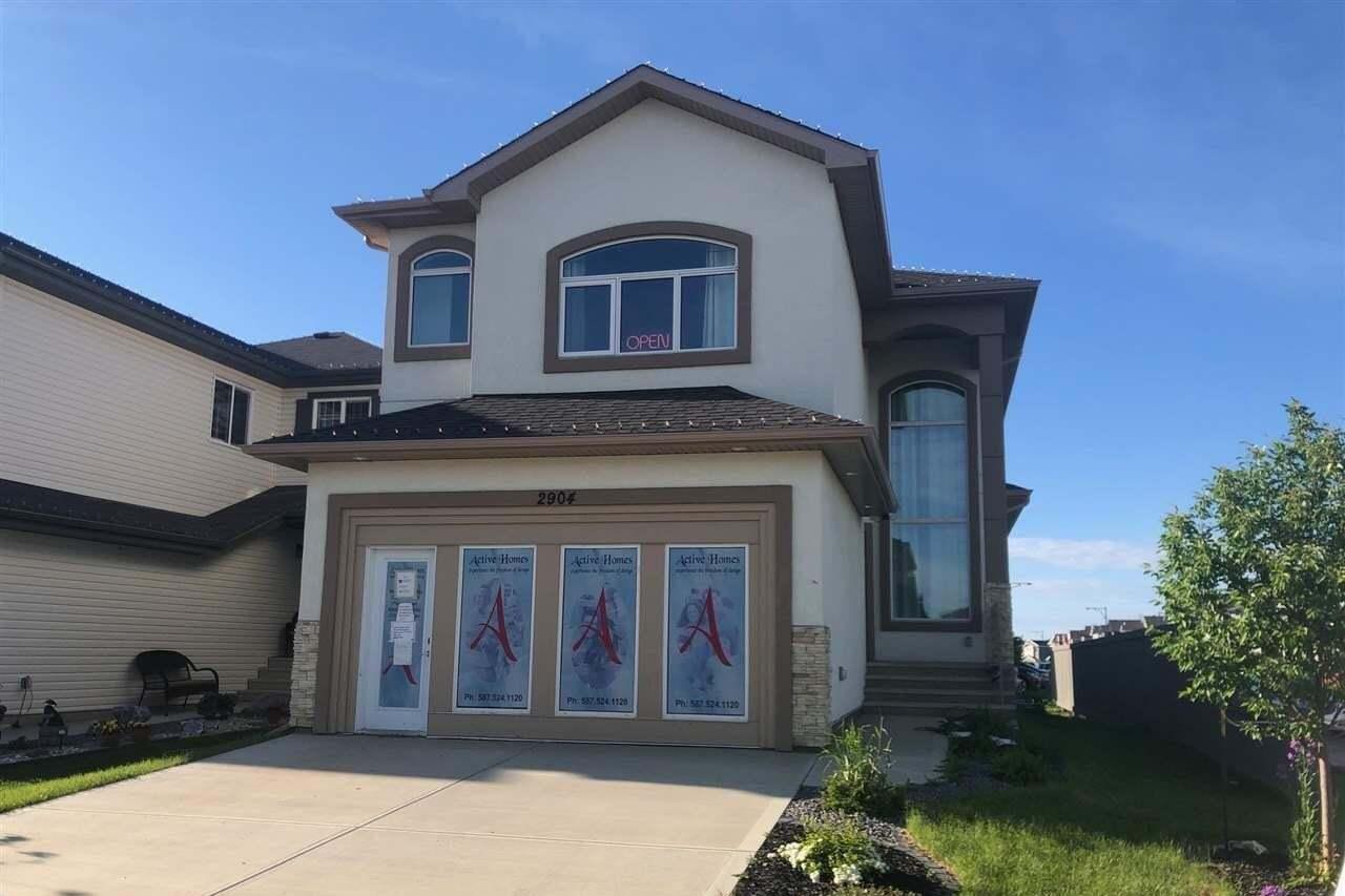 House for sale at 2904 12 Av NW Edmonton Alberta - MLS: E4217342
