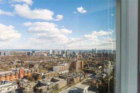 Apartment for rent at 120 Homewood Ave Unit 2904 Toronto Ontario - MLS: C4841368