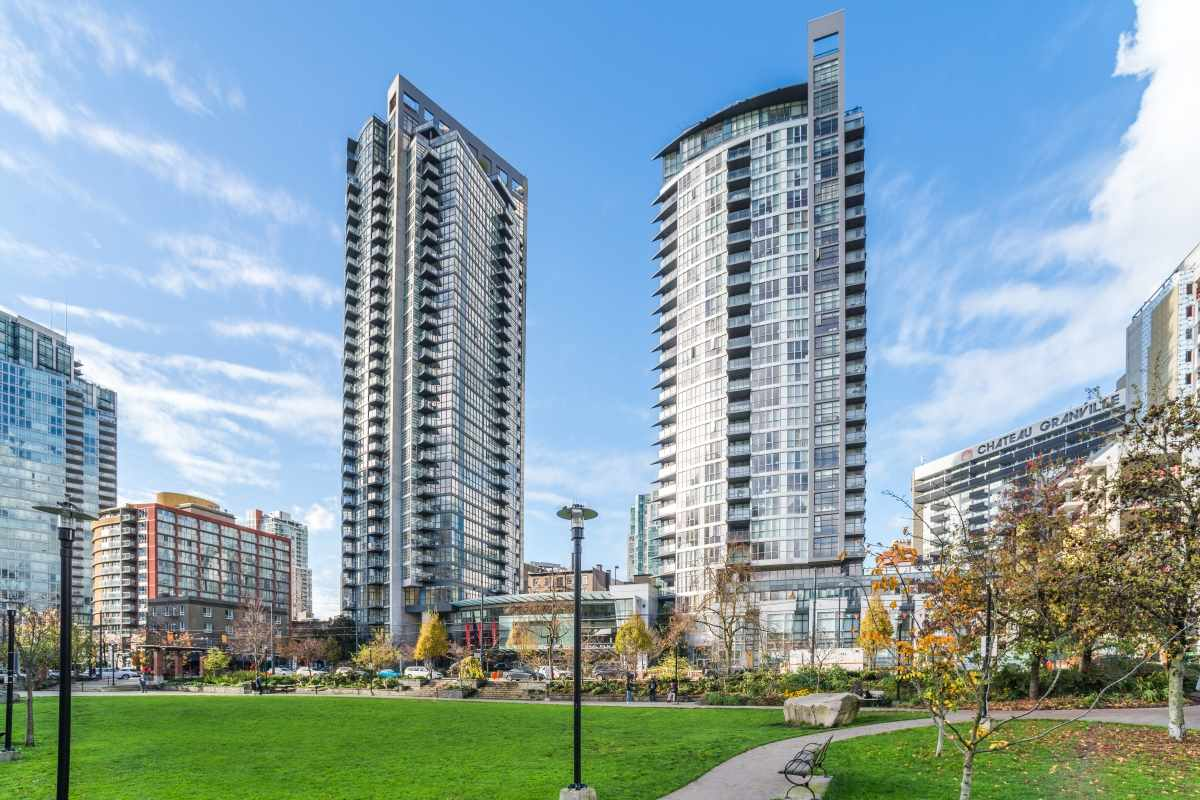 Sold: 2905 - 1199 Seymour Street, Vancouver, BC