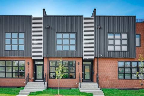 Townhouse for sale at 2905 22 St Sw South Calgary, Calgary Alberta - MLS: C4216449