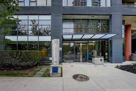 Condo for sale at 33 Smithe St Unit 2905 Vancouver British Columbia - MLS: R2371622