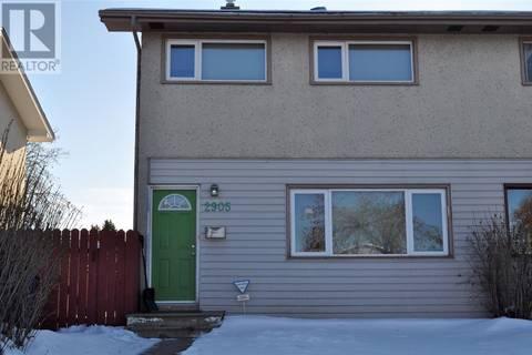 Townhouse for sale at 2905 33rd St W Saskatoon Saskatchewan - MLS: SK799075