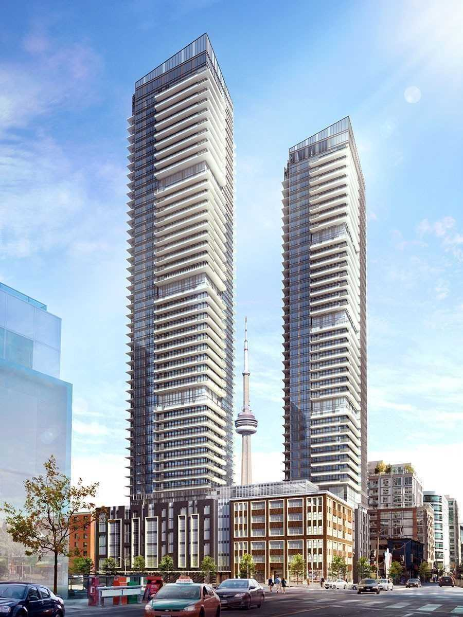 For Sale: 2905 - 355 King Street West, Toronto, ON | 2 Bed, 2 Bath Condo for $830000.00. See 6 photos!