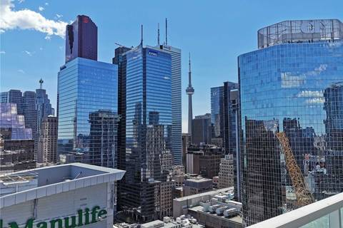 Apartment for rent at 197 Yonge St Unit 2906 Toronto Ontario - MLS: C4646933