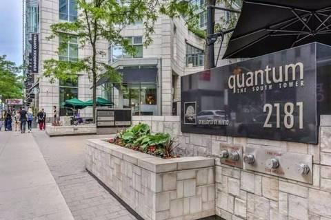 Apartment for rent at 2181 Yonge St Unit 2906 Toronto Ontario - MLS: C4673681