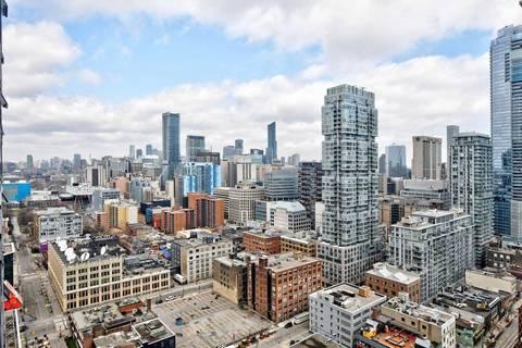 Condo for sale at 295 Adelaide Ave Unit 2907 Toronto Ontario - MLS: C4738400
