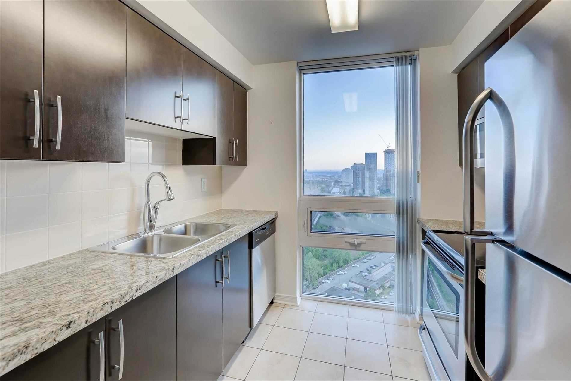 Apartment for rent at 3 Michael Power Pl Unit 2907 Toronto Ontario - MLS: W4780961