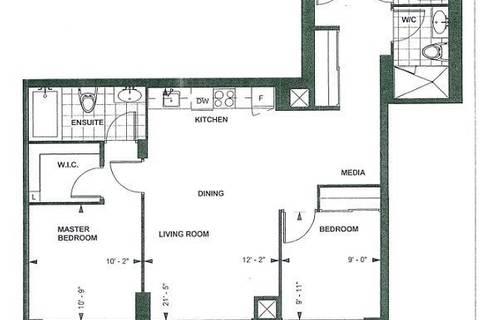 Condo for sale at 330 Richmond St Unit 2907 Toronto Ontario - MLS: C4676507