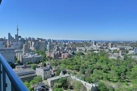 Apartment for rent at 65 St Mary St Unit 2907 Toronto Ontario - MLS: C4487004