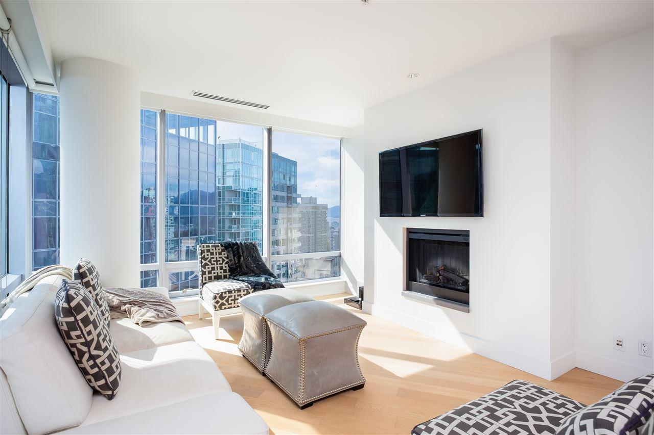 For Sale: 2908 - 1111 Alberni Street, Vancouver, BC   2 Bed, 2 Bath Condo for $1580000.