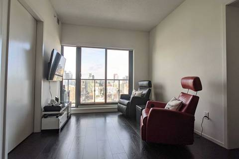 Apartment for rent at 159 Dundas St Unit 2908 Toronto Ontario - MLS: C4693046
