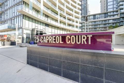 Condo for sale at 25 Capreol Ct Unit 2908 Toronto Ontario - MLS: C4699530