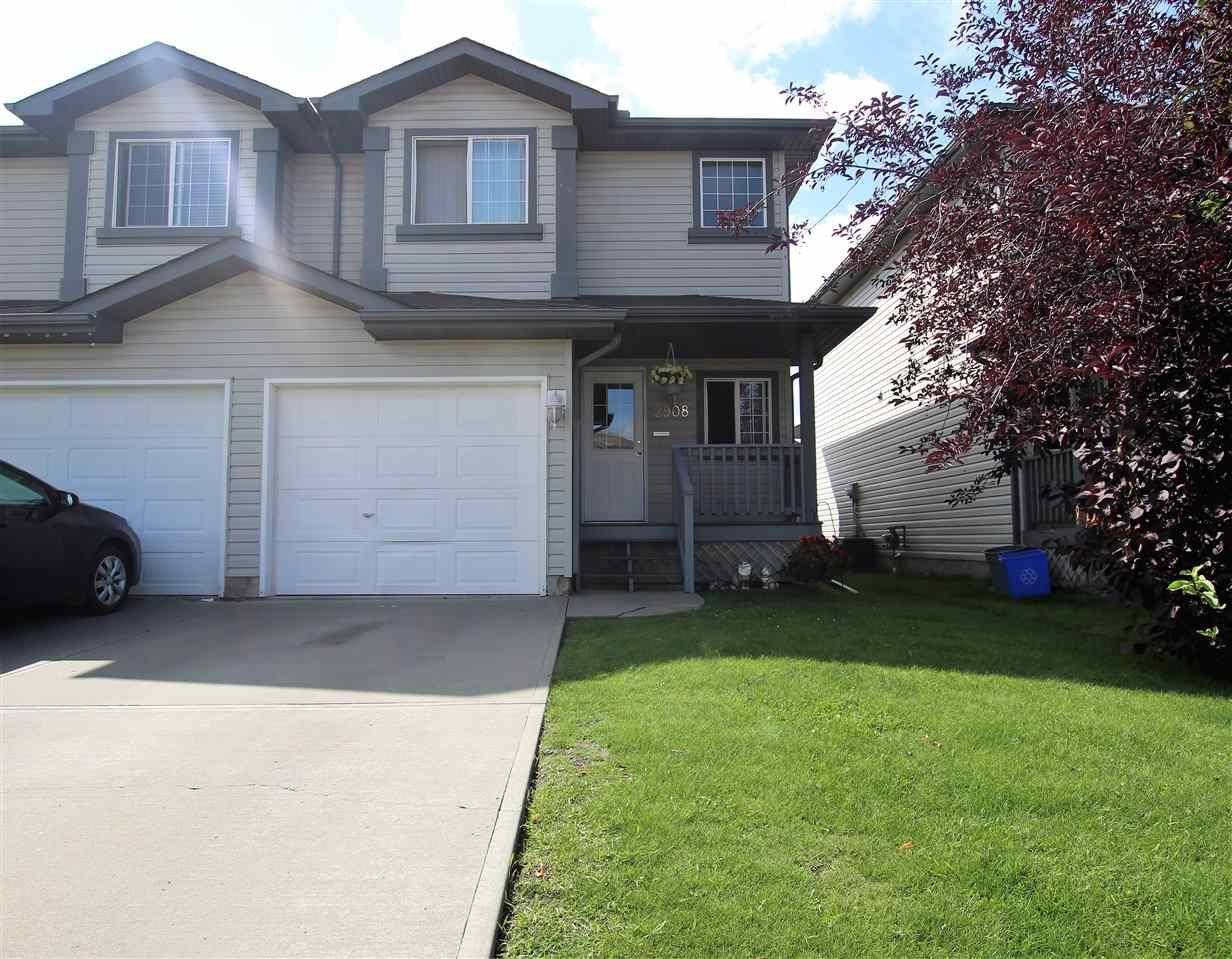 Townhouse for sale at 2908 30 St Nw Edmonton Alberta - MLS: E4168644