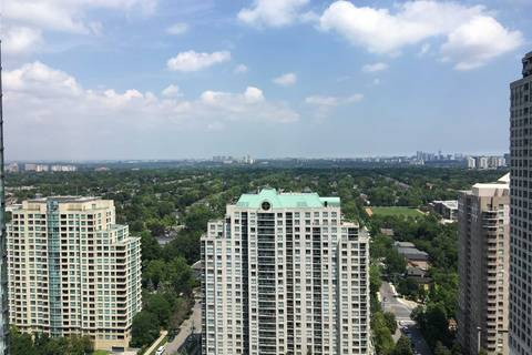Apartment for rent at 5162 Yonge St Unit 2908 Toronto Ontario - MLS: C4511232