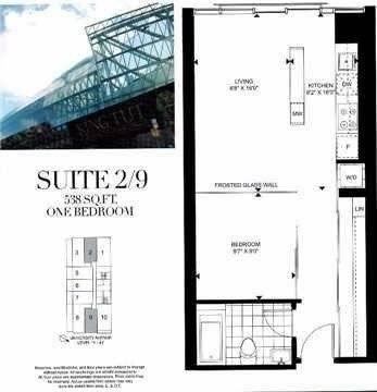 Apartment for rent at 426 University Ave Unit 2909 Toronto Ontario - MLS: C4524075