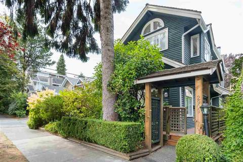 Townhouse for sale at 2909 Cypress St Vancouver British Columbia - MLS: R2399566
