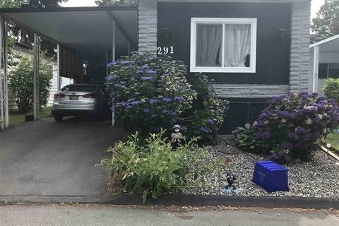 Residential property for sale at 1840 160 St Unit 291 Surrey British Columbia - MLS: R2339179