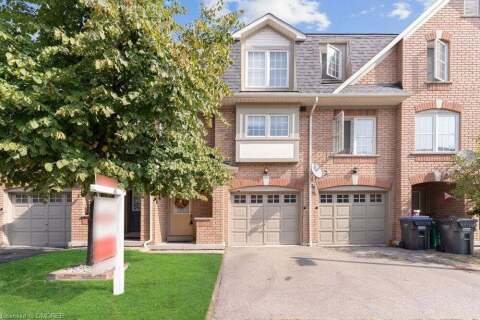 Townhouse for sale at 3030 Breakwater Ct Unit 291 Mississauga Ontario - MLS: 40027249