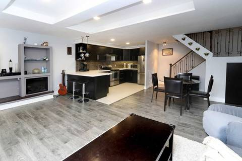 Condo for sale at 3060 Constitution Blvd Unit 291 Mississauga Ontario - MLS: W4541805