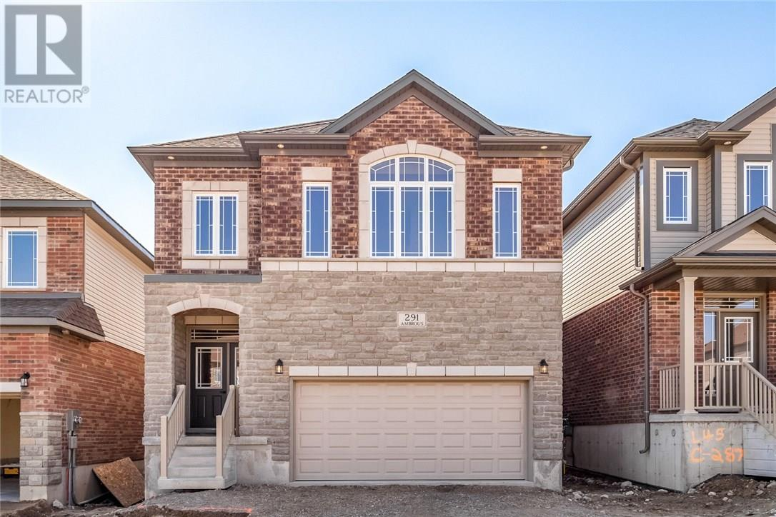 Sold: 291 Ambrous Crescent, Guelph, ON