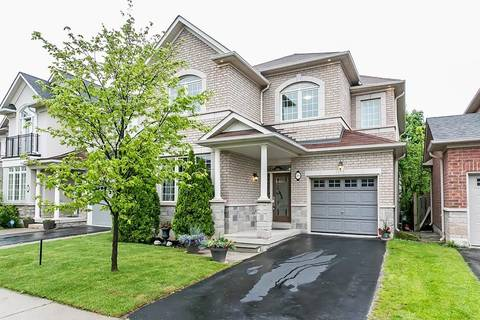 House for sale at 291 Duskywing Wy Oakville Ontario - MLS: H4055731