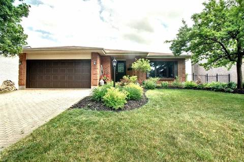 House for sale at 291 Grand River Blvd Kitchener Ontario - MLS: X4519426